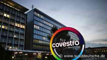 Covestro macht Verlust: Corona-Krise besser als befürchtet - Süddeutsche Zeitung