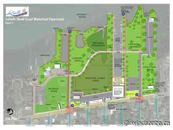 LaSalle Announces Riverfront Plans | windsoriteDOTca News - windsor ontario's neighbourhood newspaper windsoriteDOTca News - windsoriteDOTca News