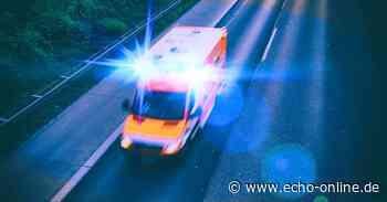 Tödlicher Verkehrsunfall bei Michelstadt - Echo Online