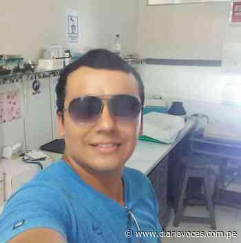 Profesional de la salud que laboró muchos años en Juanjuí, falleció víctima del coronavirus. - Diario Voces