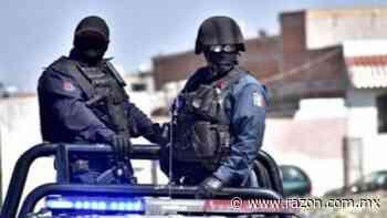 Asesinan al director de Seguridad de Valparaiso, Zacatecas - La Razon