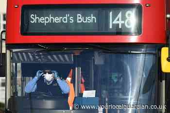 'Thousands' turned away from London buses without face masks
