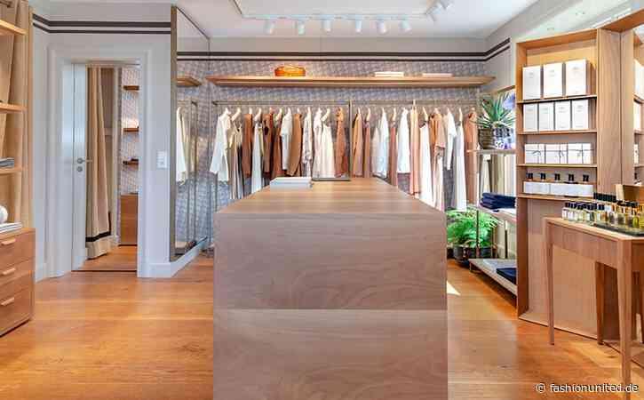 Agnona eröffnet Reetdach-Store auf Sylt