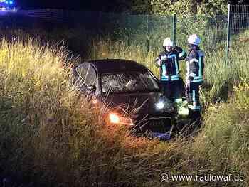 Schwerer Unfall auf der B 475 zwischen Ennigerloh und Westkirchen - Radio WAF