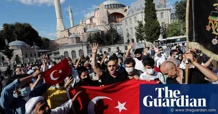 Court ruling paves way for Istanbul's Hagia Sophia to revert to mosque