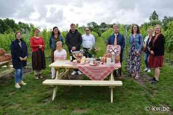 Hoevepicknick op zes Oostkampse boerderijen