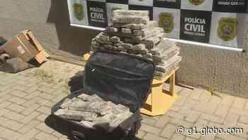 Polícia Civil prende três homens suspeitos de tráfico de drogas na Pedreira Prado Lopes, em BH - G1