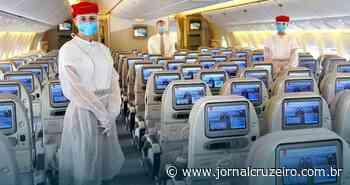 Emirates retoma cinco rotas para São Paulo - Jornal Cruzeiro do Sul