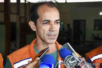 Vice-prefeito de Cruzeiro do Sul testa positivo para Covid-19 - ac24horas.com
