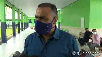 Reclassificada de fase, Cruzeiro do Sul quer reabrir igrejas: 'hospital espiritual', diz prefeito - G1