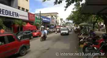 Medidas preventivas continuam com reabertura do comércio em Palmares - NE10