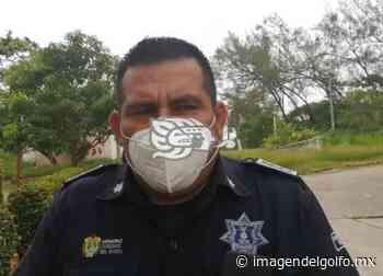 Comandante de la Policía de Nanchital descarta amenazas del crimen - Imagen del Golfo