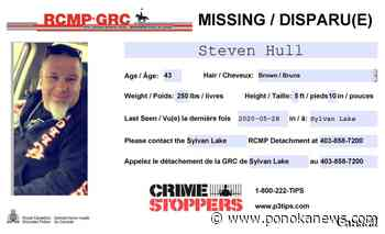 Sylvan Lake RCMP continue search for missing man