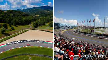 Formula 1 adds Mugello and Sochi to revised 2020 F1 race calendar - Formula 1 RSS UK
