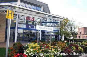 Warrington Hospital shortlisted for 4 prestigious healthcare awards