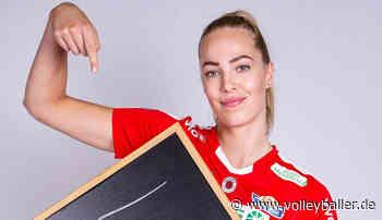 Laura de Zwart wechselt von der Elbe nach Suhl - volleyballer.de - Das Volleyball-Portal