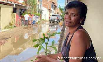 Ipojuca investe mais de R$3 milhões para pavimentar e drenar ruas de Serrambi - Ricardo Antunes