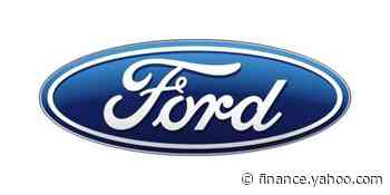 Ford Motor Company Announces Details For Q2 2020 Earnings Conference Call - Yahoo Finance