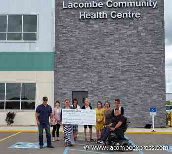 Cilantro and Chive 'Dad Bod' Burger supports childrens mental health in Lacombe - Lacombe Express