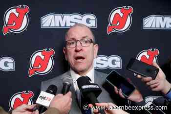 Ruff hired as NJ Devils coach, Fitzgerald stays on as GM - Lacombe Express
