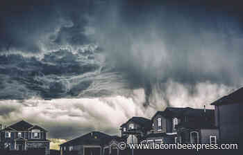 Severe thunderstorm warning for Central Alberta – Lacombe Express - Lacombe Express