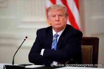 Trump forgoes insults of past, calls Mexico cherished friend - Lacombe Express