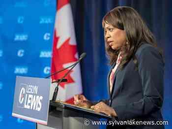 Racist slurs during Conservative leadership debate not surprising: Lewis - Sylvan Lake News