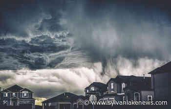 Severe thunderstorm warning for Central Alberta – Sylvan Lake News - Sylvan Lake News