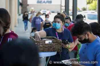 `A hot mess': Americans face testing delays as virus surges - Sylvan Lake News