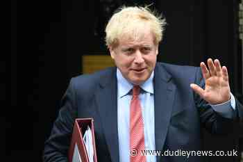 Boris Johnson urges Britons: 'Go back to work if you can' - Dudley News