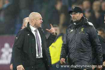 Sean Dyche not expecting 'hungry' Liverpool to ease off - Dudley News