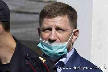 Russian governor detained amid investigation into multiple murders - Dudley News