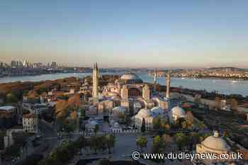 Hagia Sophia formally restored as mosque by Turkish president - Dudley News