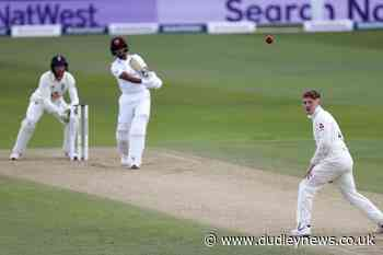 West Indies look to build big first-innings lead against England - Dudley News