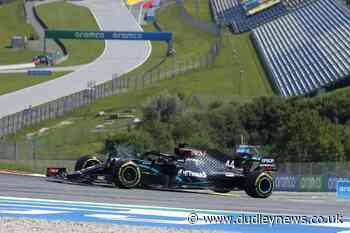 Lewis Hamilton struggles in Styrian Grand Prix practice - Dudley News
