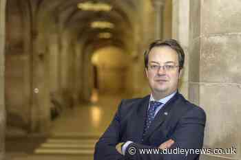 Letter from Westminster: Mike Wood MP | Dudley News - Dudley News