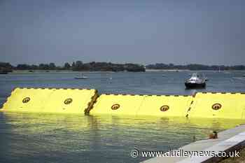 Venice puts inflatable flood barriers to the test - Dudley News