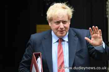 Johnson tells school leavers their 'sacrifice' helped save thousands of lives - Dudley News