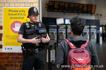 Police issue no fines for quarantine travel breaches - Dudley News