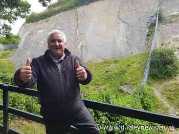 Joy as the Black Country is declared a UNESCO Global Geopark - Dudley News