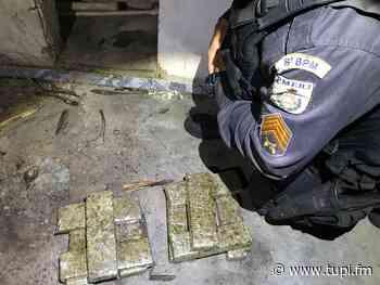 Polícia Militar apreende mais de 10kg de drogas em Campos dos Goytacazes - Super Rádio Tupi