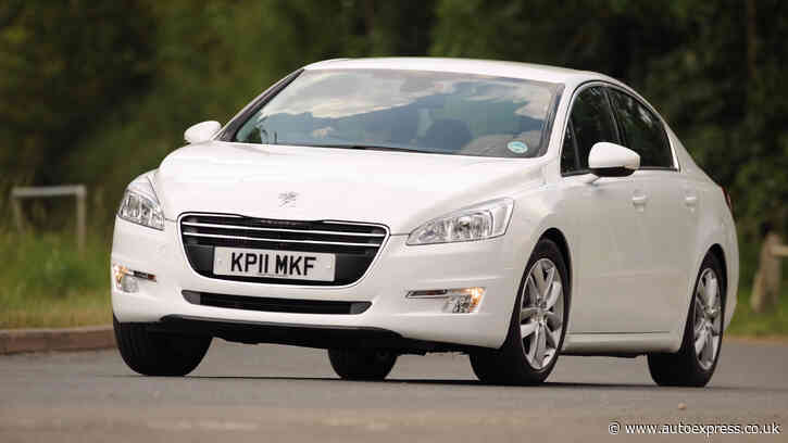 Used Peugeot 508 review