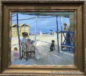 Mostra Impressionismo tedesco, Liebermann, Slevogt, Corinth dal Landesmuseum di Hannover - Aosta - Cose di Casa