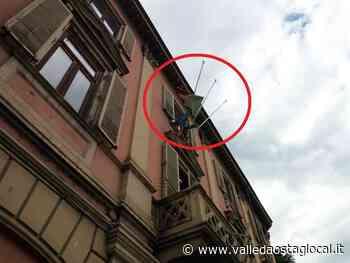 Simboli in brandelli e Aosta sprofonda nell'indecenza - Valledaostaglocal.it