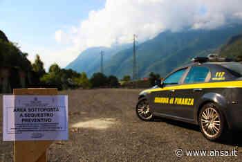 Rifiuti: traffico illecito, sequestrata area a Champdepraz - Agenzia ANSA