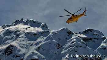Valle d'Aosta, alpinista precipita sull'Aiguille Noire: recuperato dai soccorritori - La Repubblica