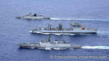 Message to China: India to invite Australia in Malabar naval drill