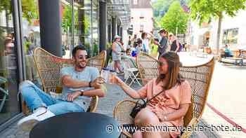 Nagold: Sommerliche Gastlichkeit