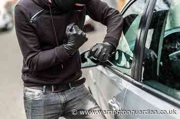 Cheshire Police working hard as vehicle thefts on the rise