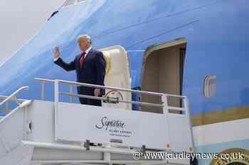 Donald Trump postpones New Hampshire rally over tropical storm - Dudley News